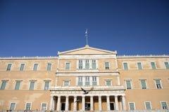 11希腊议会 库存照片