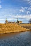11座城堡kronborg 库存图片