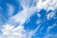 11怪异天空 图库摄影