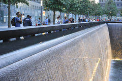 11无限纪念池9月 免版税图库摄影