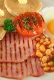 11早餐 免版税库存图片