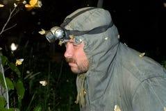 11昆虫学家 免版税图库摄影