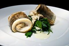 11条鱼食物 库存图片
