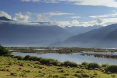 11横向milin西藏 免版税库存图片