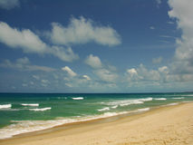 11海滩 免版税库存图片