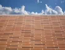 11砖墙 免版税图库摄影