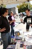 11第11 9 2009年加拿大演示9月 免版税库存照片