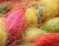 11羊毛 免版税库存照片