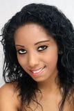 11美丽的女孩印第安青少年的西部 免版税库存照片