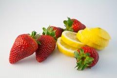 11草莓 免版税库存照片