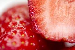 11草莓 库存照片