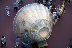 11阿波罗指令舱 库存照片
