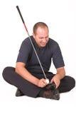 11高尔夫球 免版税库存图片