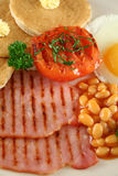 11 śniadanie Obraz Royalty Free