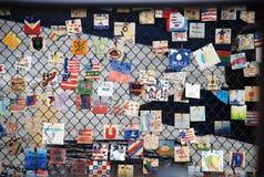 11 ημέρα αναμνηστικός Σεπτέμβ&r Στοκ φωτογραφίες με δικαίωμα ελεύθερης χρήσης