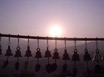 11 θέες του Νεπάλ Στοκ Φωτογραφία