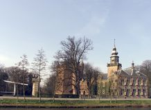 11 κάστρο ολλανδικά Στοκ Φωτογραφία