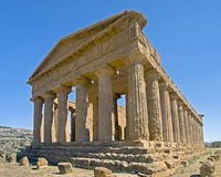 11 античная руина Стоковые Изображения