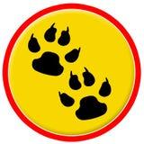 11 животный символ Стоковое Изображение RF