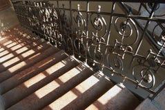 11 лестница Стоковое Изображение