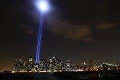 11-ое сентября Стоковое Фото