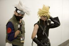 11 2008 экспо anime Стоковое фото RF