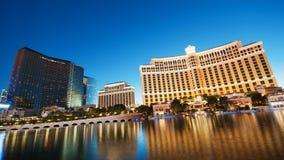 11 2010 las сентябрь vegas гостиницы казино bellagio Стоковое фото RF