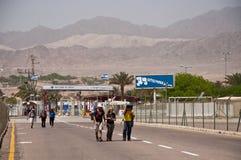 11 2012 -го апрель Иордан Стоковая Фотография RF