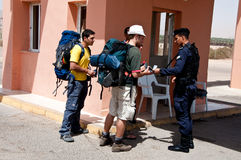 11 2012 Kwiecień Jordan Zdjęcie Royalty Free