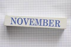 11月 库存照片