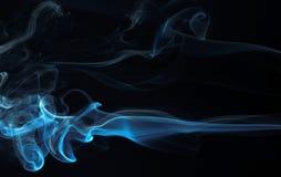 11 abstrakt serie rök Royaltyfri Bild
