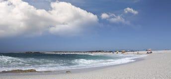 11 arutas海滩 库存照片