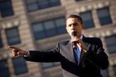 11 baracka Obamy Zdjęcia Stock