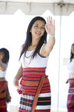 11 bibak舞蹈合奏 库存照片
