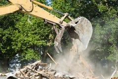 11 building demolition Στοκ Εικόνες