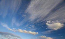 11 cloudscape 库存图片