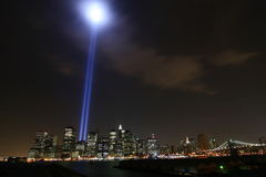 11 de septiembre Foto de archivo