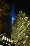 11 de septiembre en Nueva York imagen de archivo libre de regalías