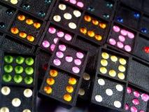11 Domino 图库摄影