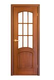 11 drewniane drzwi obrazy stock