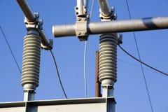 11 elétricos Fotos de Stock Royalty Free