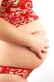 #11 embarazado Fotos de archivo libres de regalías