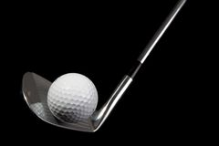 11 golf club Obraz Stock