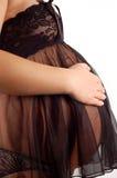 #11 grávido Fotografia de Stock