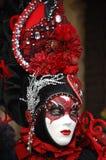 11 karneval venice Arkivfoton