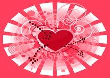 11 mój valentine byli Obraz Stock