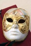 11 maska venetian Obrazy Royalty Free