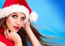 11 missis圣诞老人 库存图片