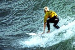 11 surfera Zdjęcie Royalty Free