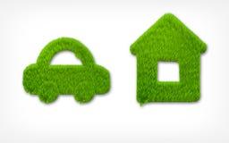 11 zielonego domu jpg Obraz Royalty Free